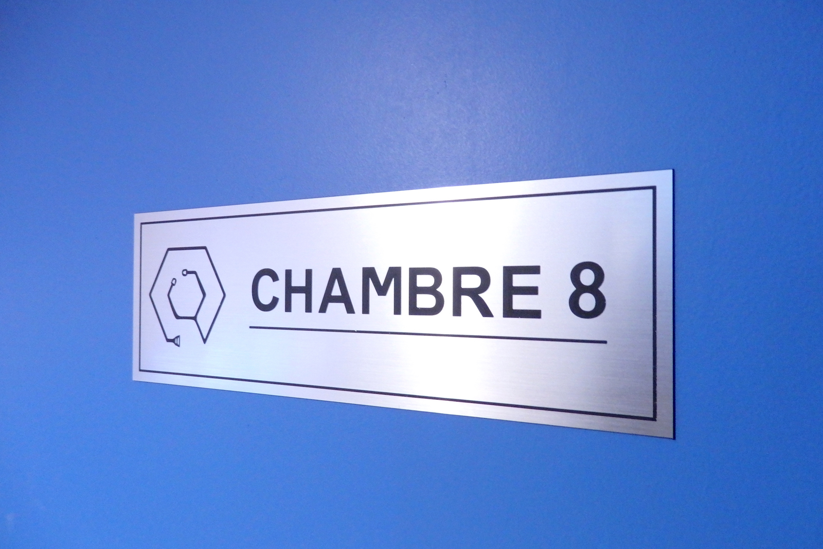Le patient de la chambre 8 s 39 vader d 39 une clinique psy united states of paris - Chambre game but ...