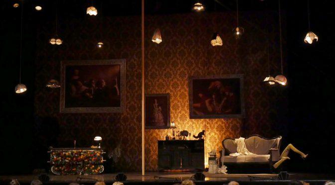 Cirque Le Roux à Bobino – interview de Broadway à Paris
