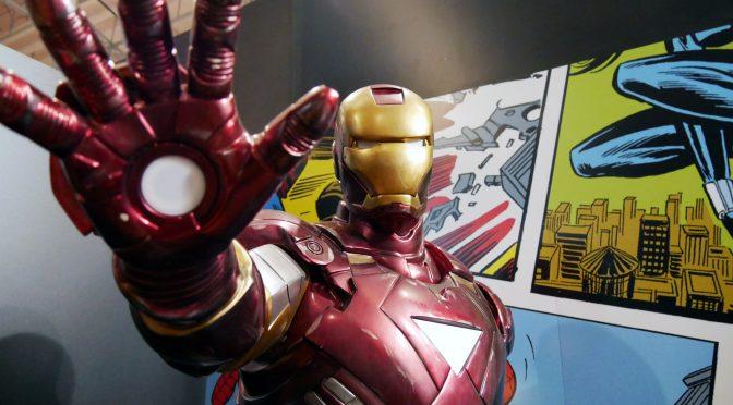 Comic Con Paris 2016 : max de cosplay, VR, escape game