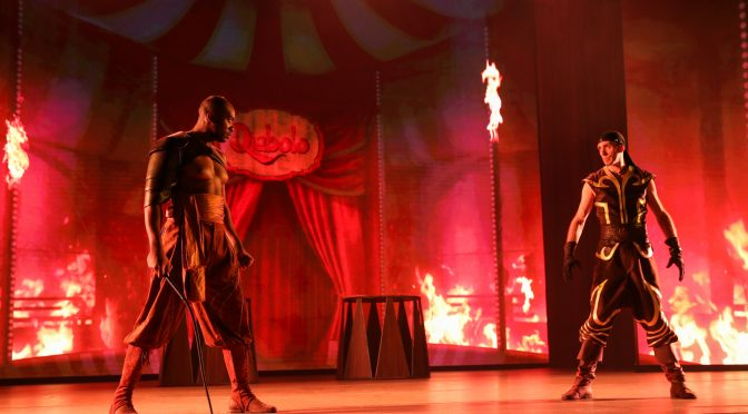 Timéo : un conte musical poétique et feu d'artifice !