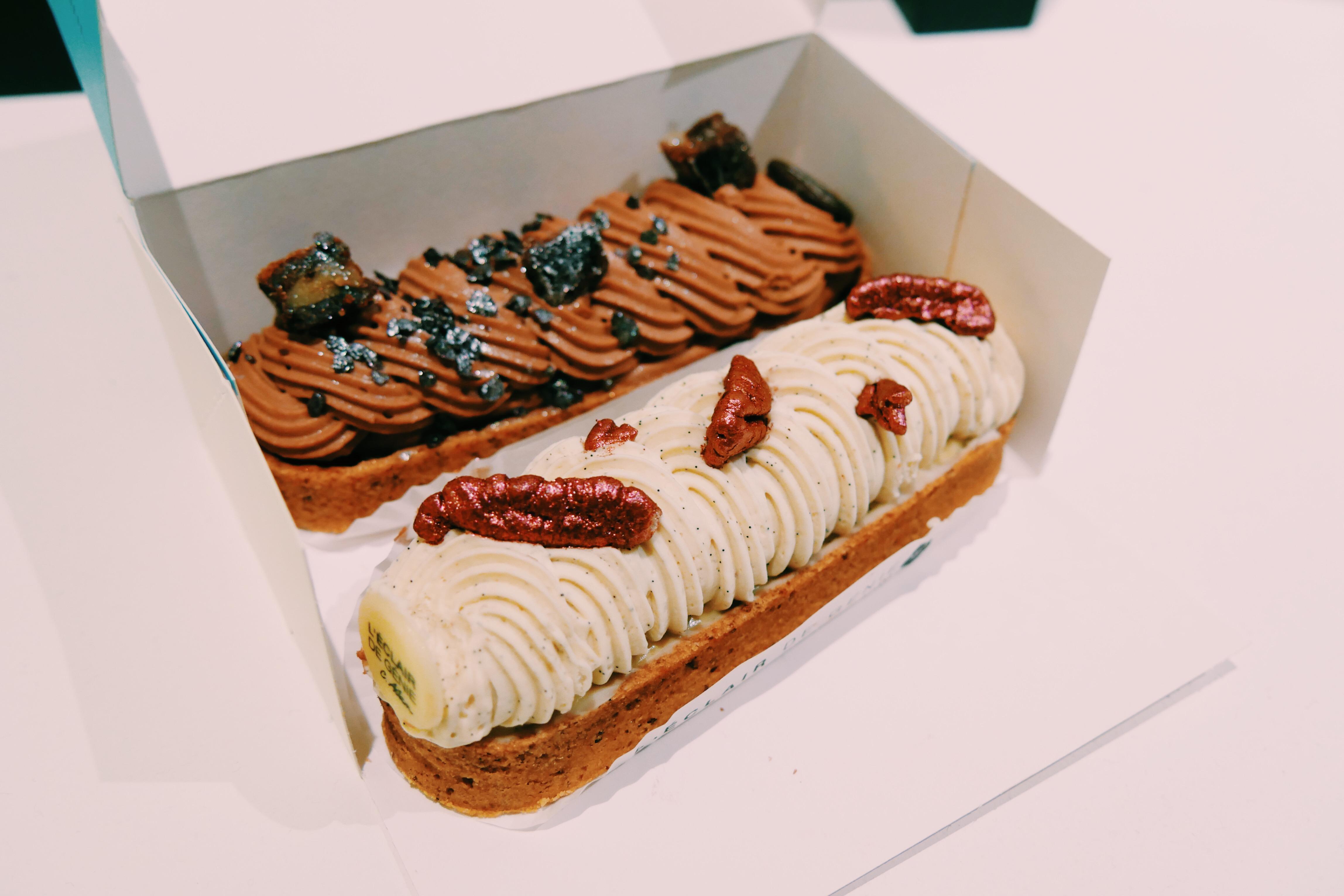 Barlette-La-Vanille-pécan-crème-vanille-de-Madagascar-praliné-pécan-l-éclair-de-génie-christophe-adam-photo-usofparis-blog