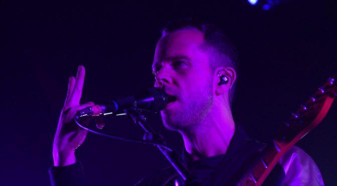 M83 percutant Junk Tour @ Zénith Paris / live-report !