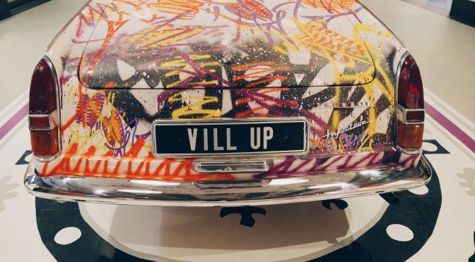 Vill'Up : concept-stores, chute libre et design