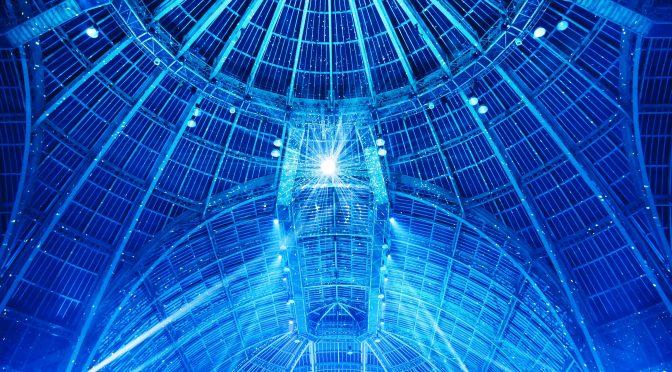 Grand Palais des Glaces : réalité virtuelle addictive & patinoire géante