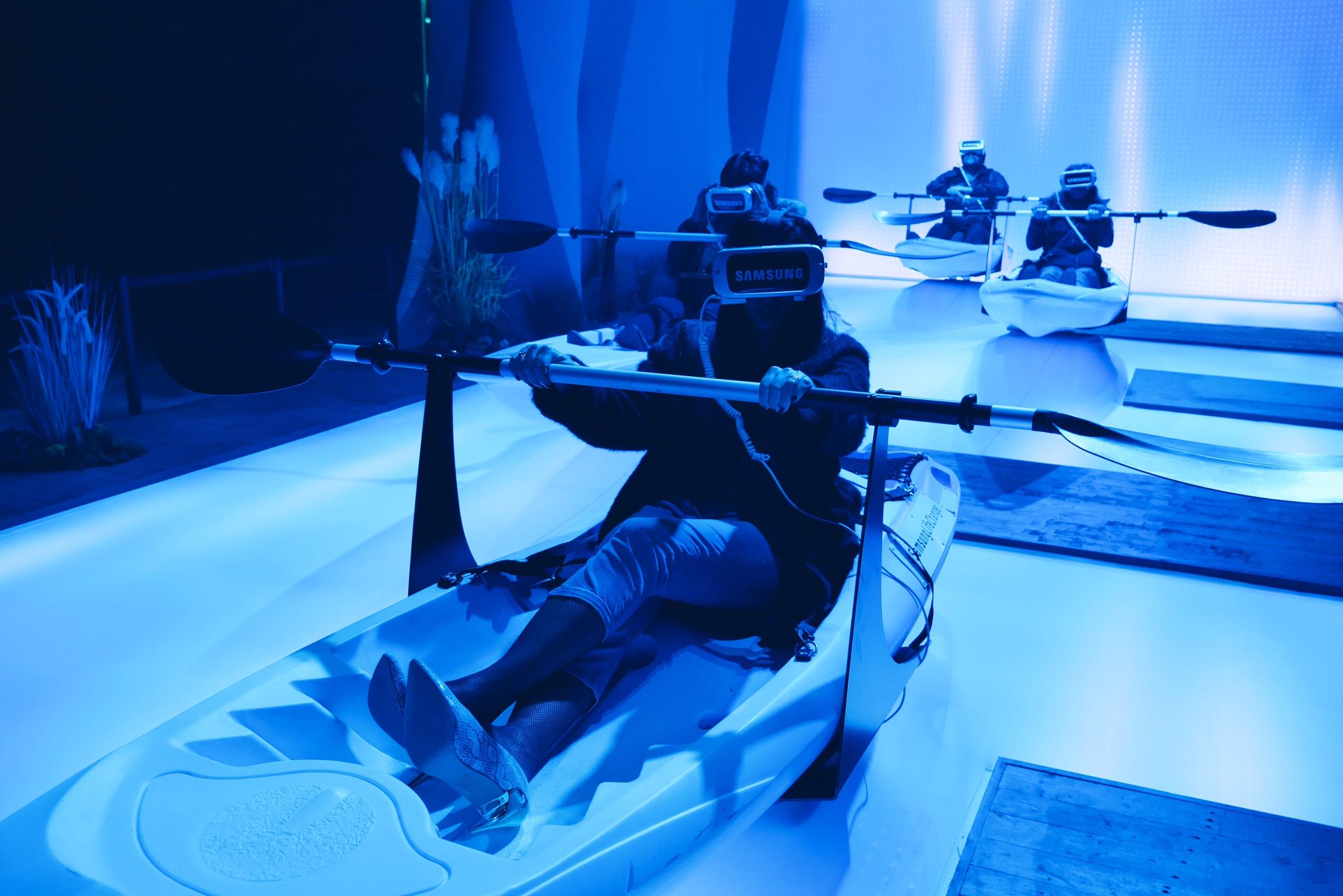 Kayak-Samsung-Life-Changer-Park-parc-réalité-virtuelle-Gear-VR-Grand-Palais-des-Glaces-Paris-photos-usofparis-blog