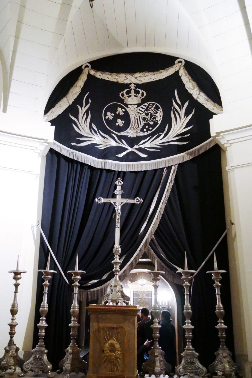 La Conciergerie paris visite chapelle cellule marie antoinette photo usofparis blog