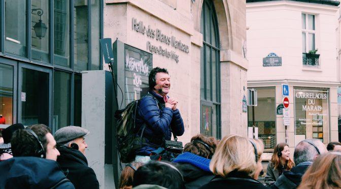 Walking Thérapie : de l'humour en groupe & dans la rue ! FUP