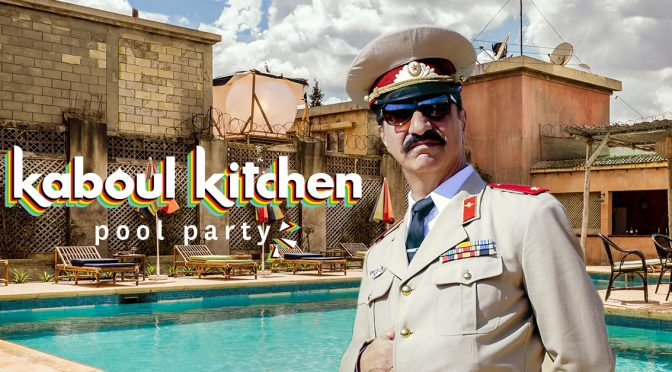 Kaboul Kitchen saison 3 : Pool Party dans un loft !
