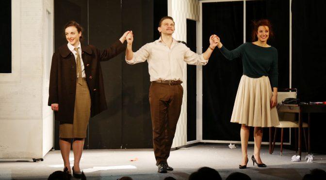 La Peur @ Théâtre Michel : réaliste, exaltant, stupéfiant