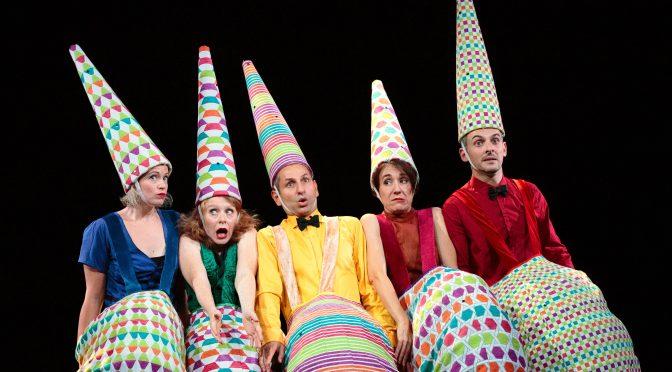Le Concert sans Retour aux Bouffes Parisiens : jubilatoire !