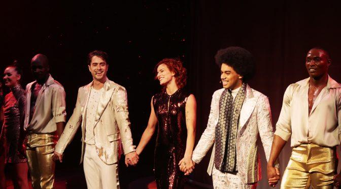 Saturday Night Fever : folie totale disco avec Fauve et Nicolas