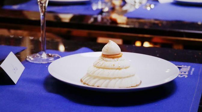 Senoble, la pâtisserie qui réinvente l'île flottante