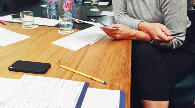 Ateliers d'écriture Bing au Square Louvois / Joue-la comme Sagan !
