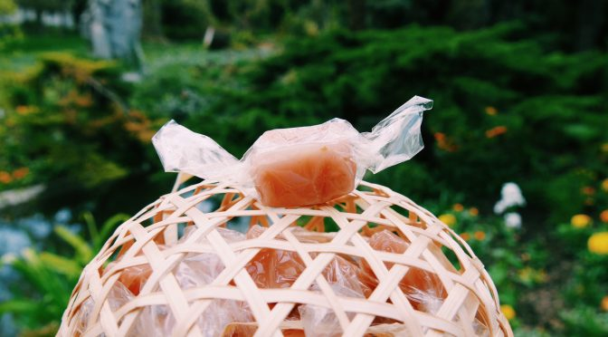 Caramels Sakura par Henri Le roux : c'est le printemps ! #concours