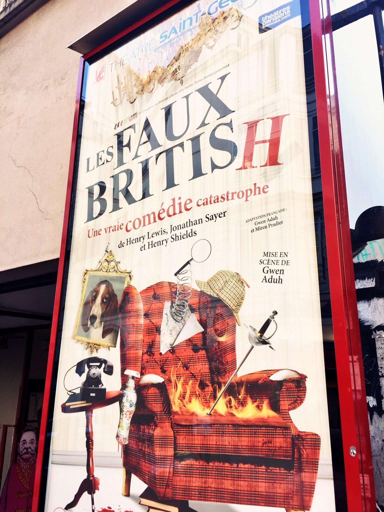Les Faux British
