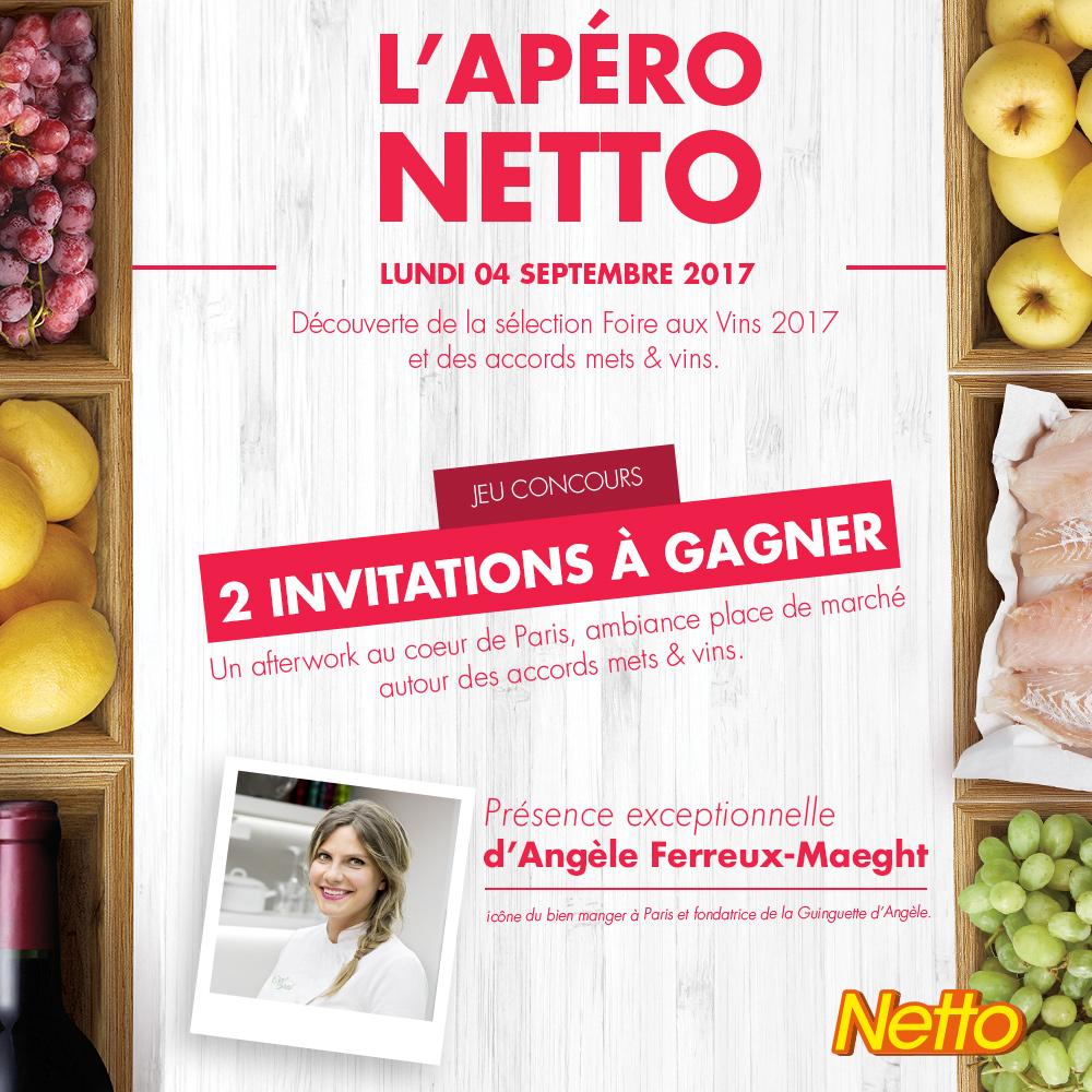 Apéro Netto