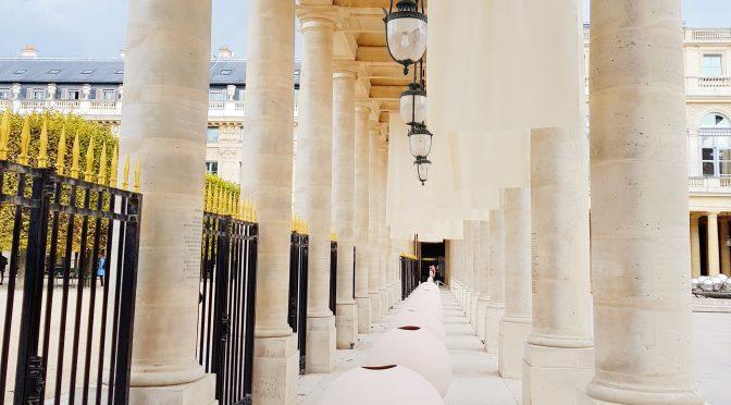 Subodore au Palais Royal – sentir Louis XIV et Molière