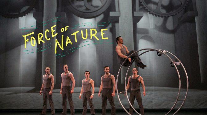 Cirkopolis du Cirque Éloize : absolument merveilleux !