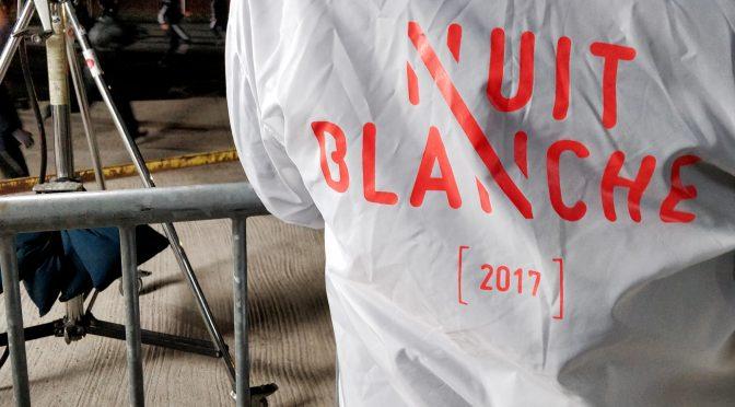 Nuit Blanche 2017 : 5 installations à ne pas manquer !