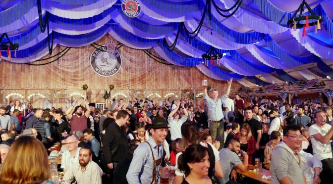 Oktoberfest Paris 2017 : vague festive made in Germany