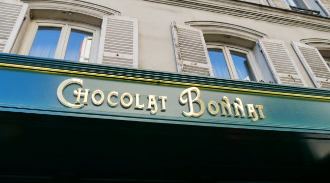Le chocolatier Bonnat à Paris : 56 raisons d'aimer le chocolat