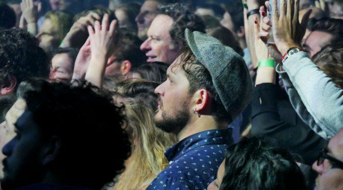 Les Inrocks Festival 2017 : révélation Otzeki, Django Django psyché #livereport