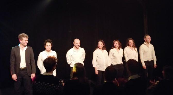 Smoke Rings au Théâtre Michel : amours en coulisses