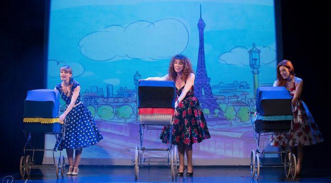 Enooormes : la grossesse (en)chantée de 3 drôles de dames !