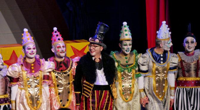 Les Caramels Fous – Cirque Plein d'Airs : une folie, un régal !