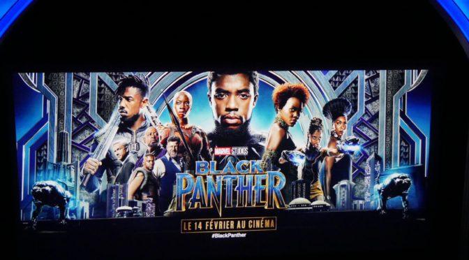 Black Panther : pour tout le vibranium du monde