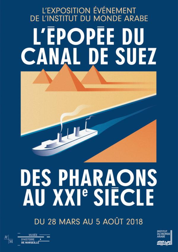 épopée du canal de Suez