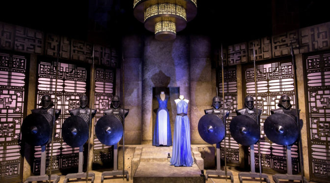 Expo Game of thrones : plongée immersive dans Westeros