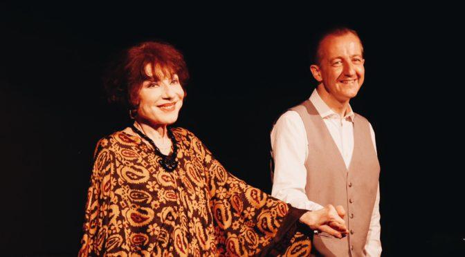 Une Actrice au Théâtre Poche-Montparnasse : Judith Magre formidable !