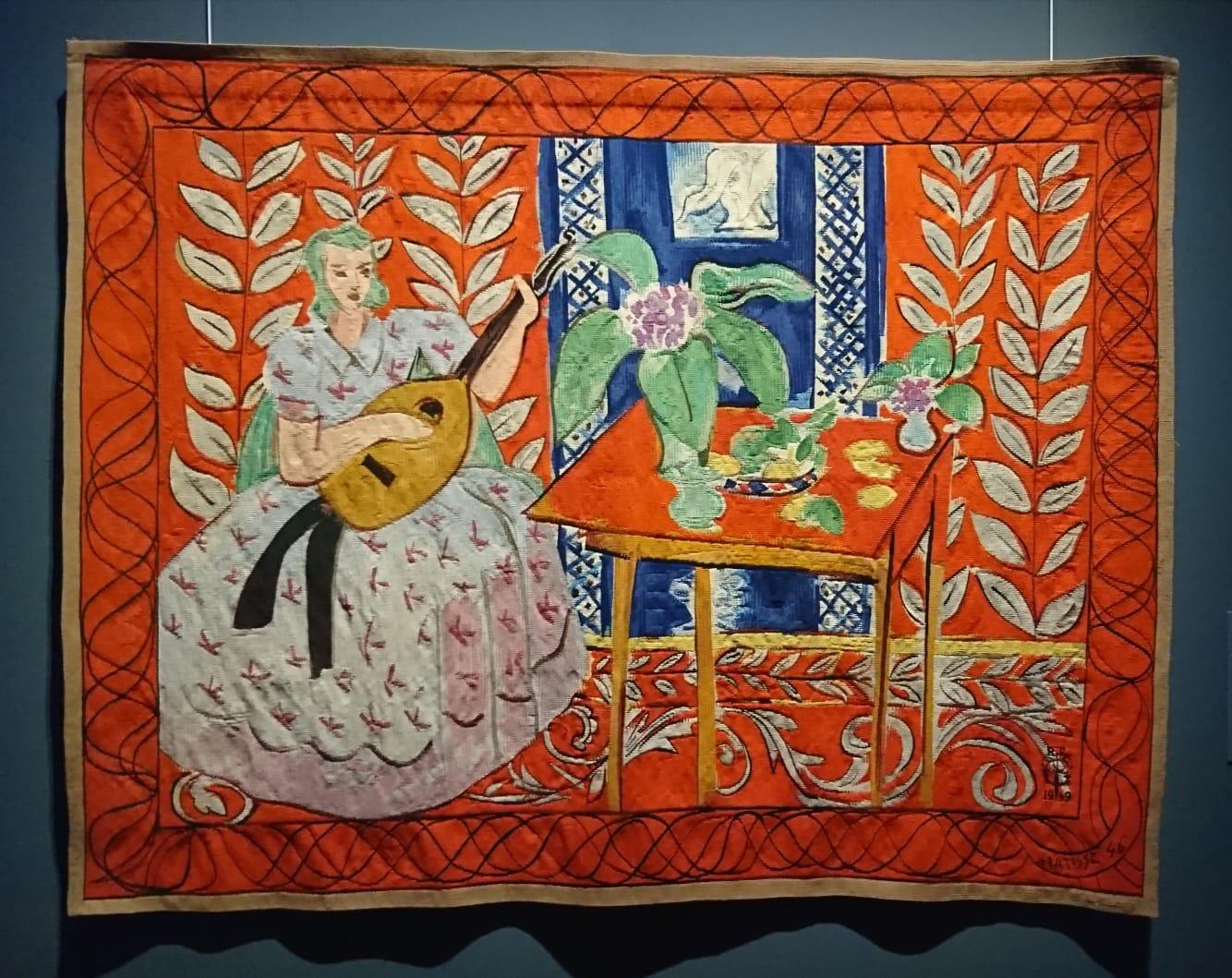 Au fil du si cle au mobilier national surprenantes - Cours de tapisserie d ameublement paris ...