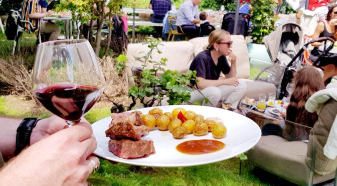 Le Jardin : un brunch ultra gourmand à quelques pas de la Tour Eiffel