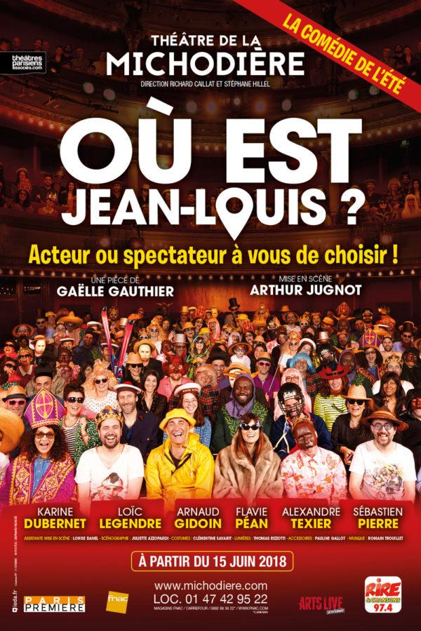 Où est Jean Louis