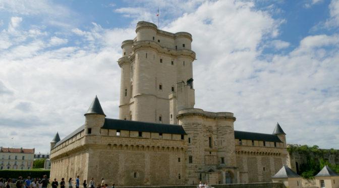 Sur les murs : les graffitis font l'Histoire au château de Vincennes