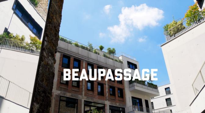 Beaupassage : écrin gastronomique unique à Paris pour gourmets