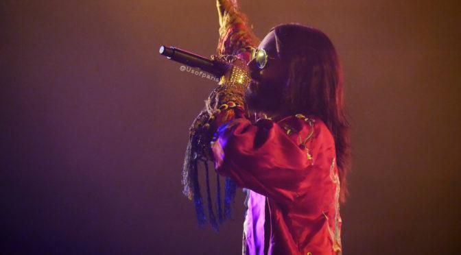 Rock en Seine 2018 : passion Thirty Seconds To Mars, Liam Gallagher & Anne Calvi