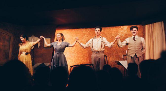 La ménagerie de verre au Théâtre de Poche-Montparnasse : intense et poignant