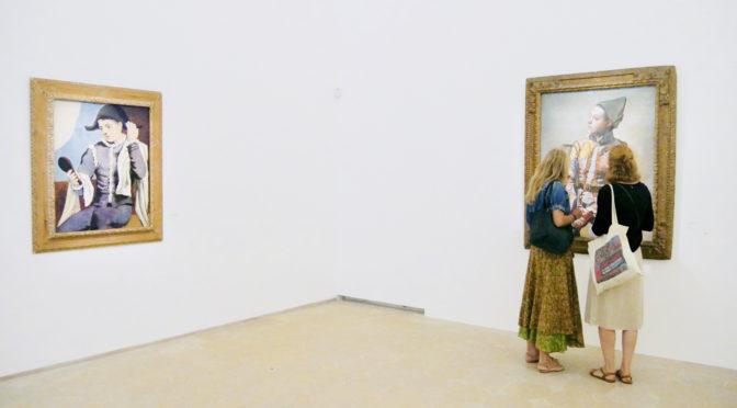 Picasso Chefs-d'œuvre, des toiles pour la 1ère fois à Paris