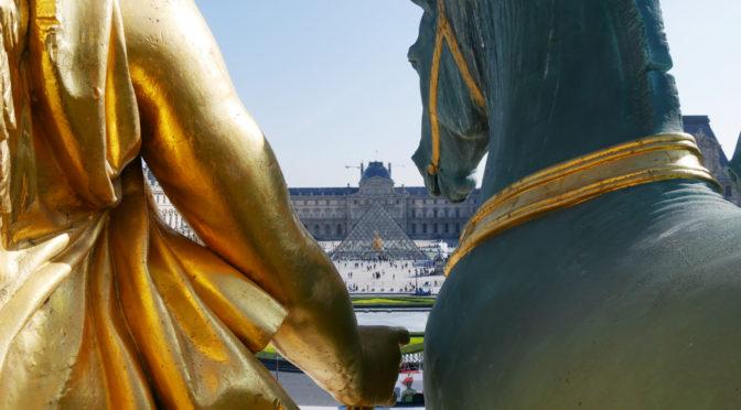 Sauvons l'arc du Carrousel avec Tous Mécènes / Musée du Louvre