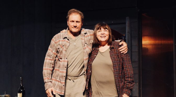 Misery au Théâtre Hébertot : Myriam Boyer – Francis Lombrail percutants