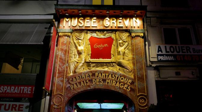 Musée Grévin en proie à la folie pour Halloween / Nocturnes exceptionnelles