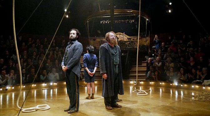 Campana du Cirque Trottola au Centquatre : d'une puissance folle !