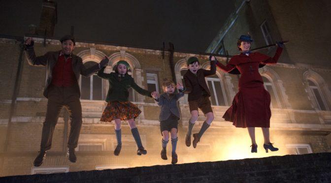 Le retour de Mary Poppins : un concentré de féerie et de magie pure