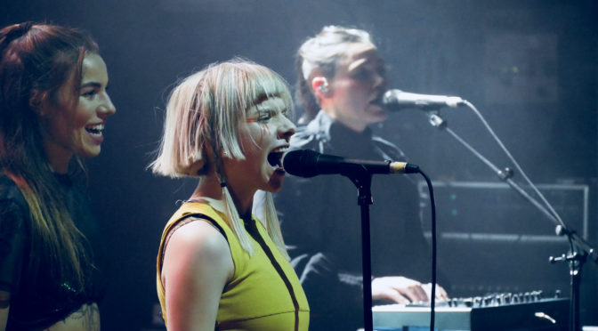 AURORA:'music is a driving force' #Interview in Paris