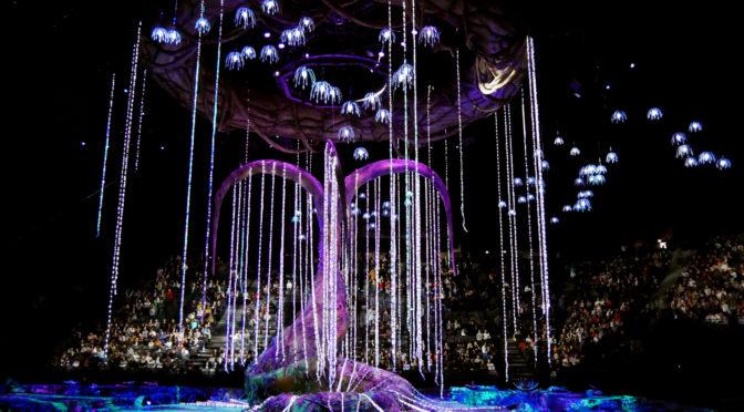 TORUK du Cirque du Soleil : immersion sensationnelle dans Pandora