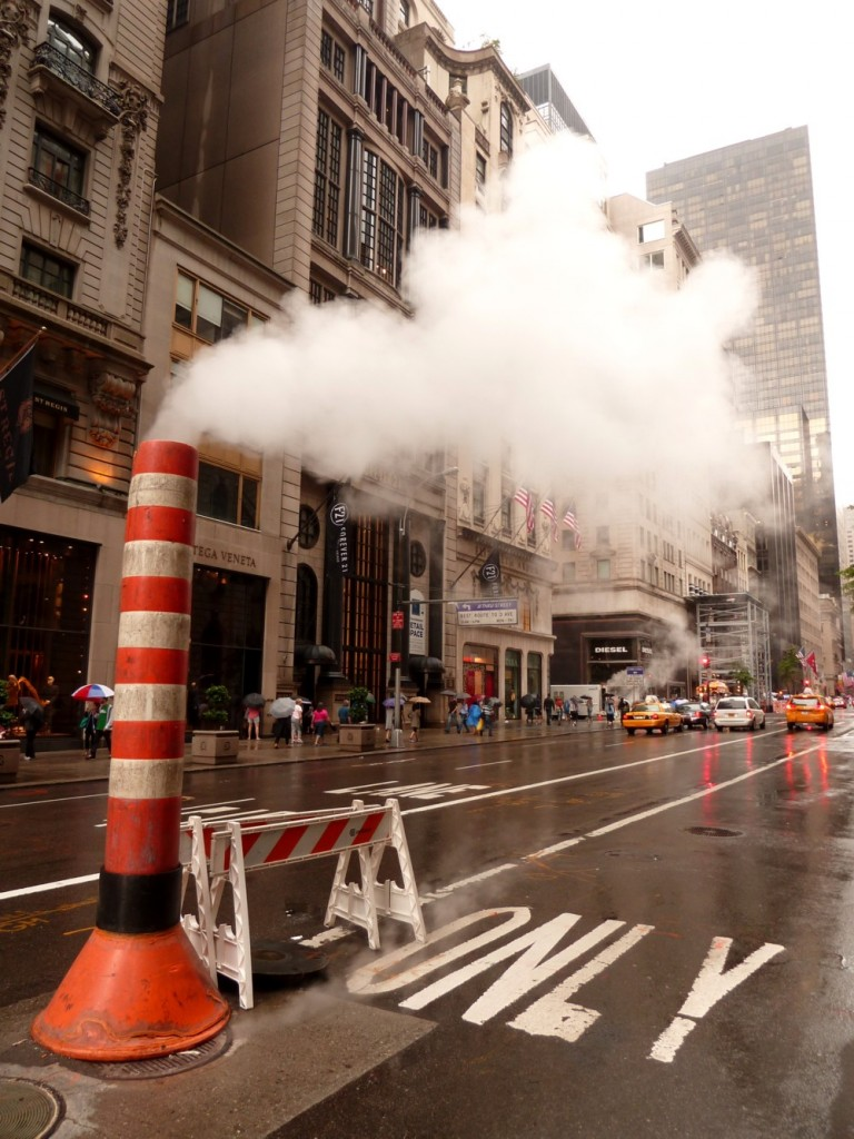 New york fifth avenue NYC smoke blog united states of paris photo du mois en travaux