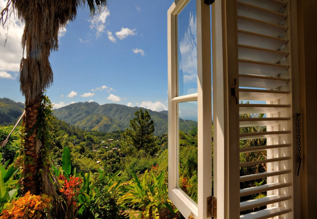 Strawberry Hill boutique Hotel and Spa Jamaica Blue Mountains St Andrew Kingston Jamaique livre 60 destinations uniques Laurence Onfroy boutique-hotels Tempting Places